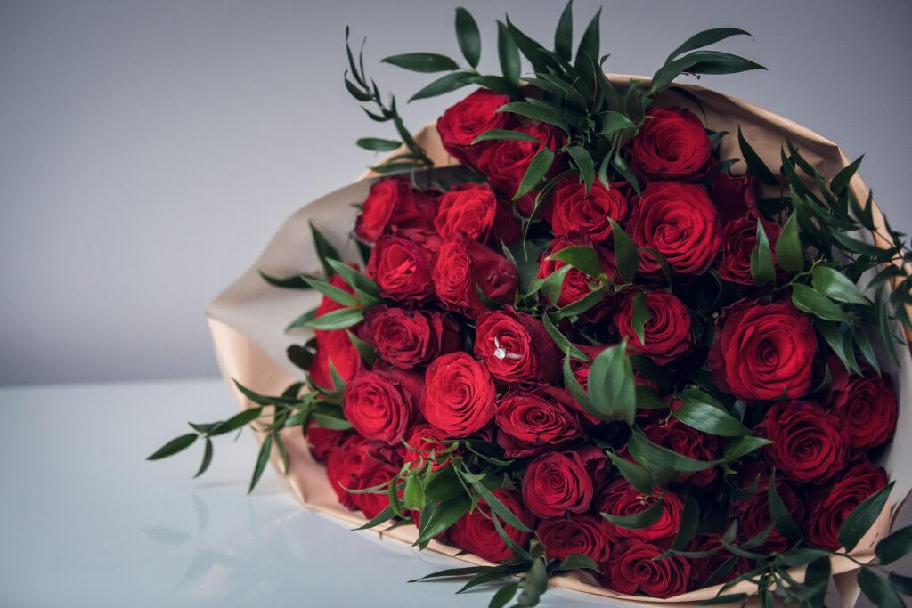 rozen bloemen