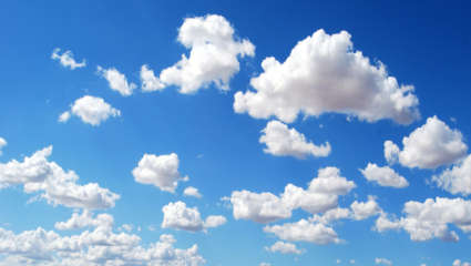 wolken ontstaan