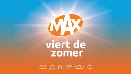 MAX viert de zomer