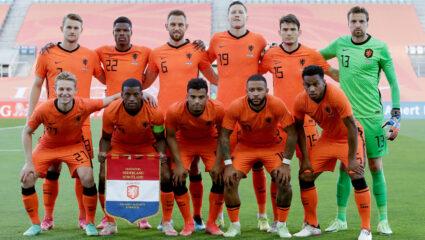 Selectie Oranje