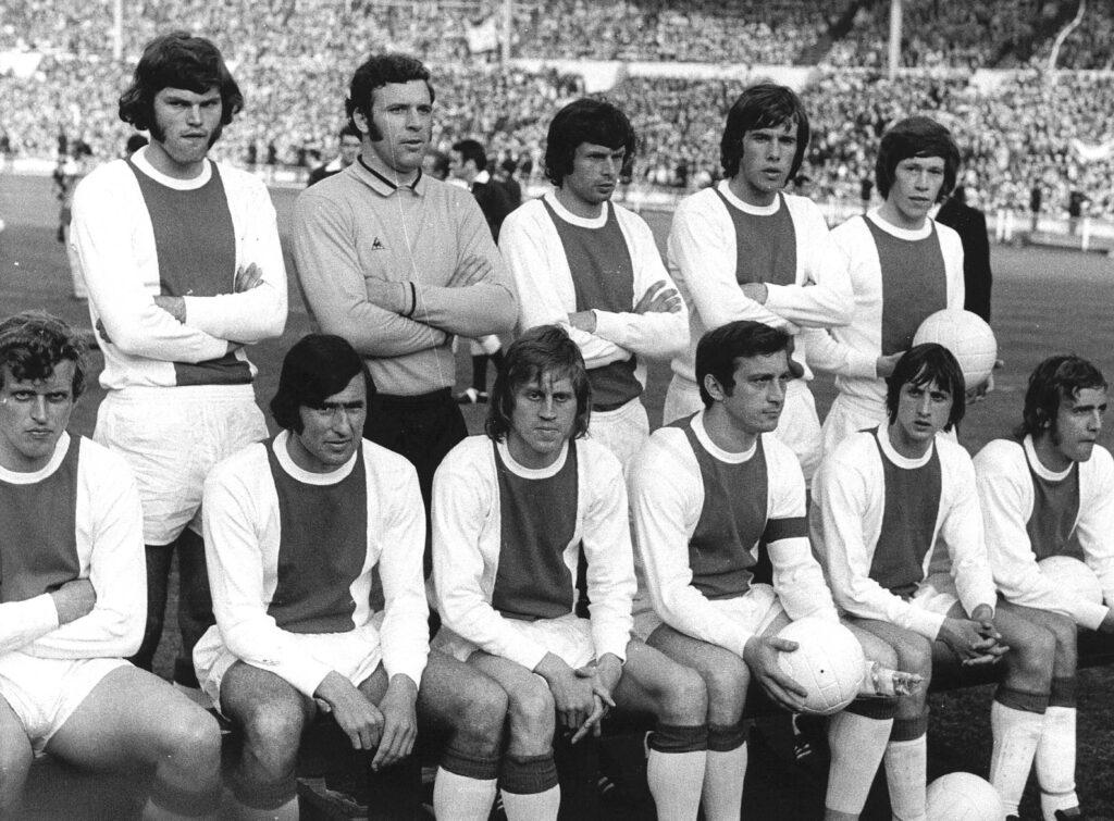 Ajax elftal 1971