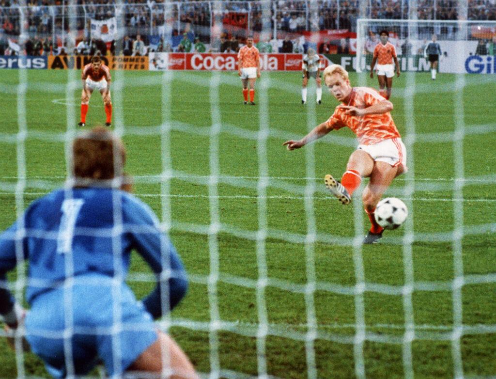 Oranje Ronald Koemen