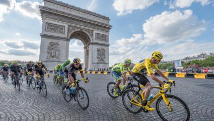 puzzel Tour de France