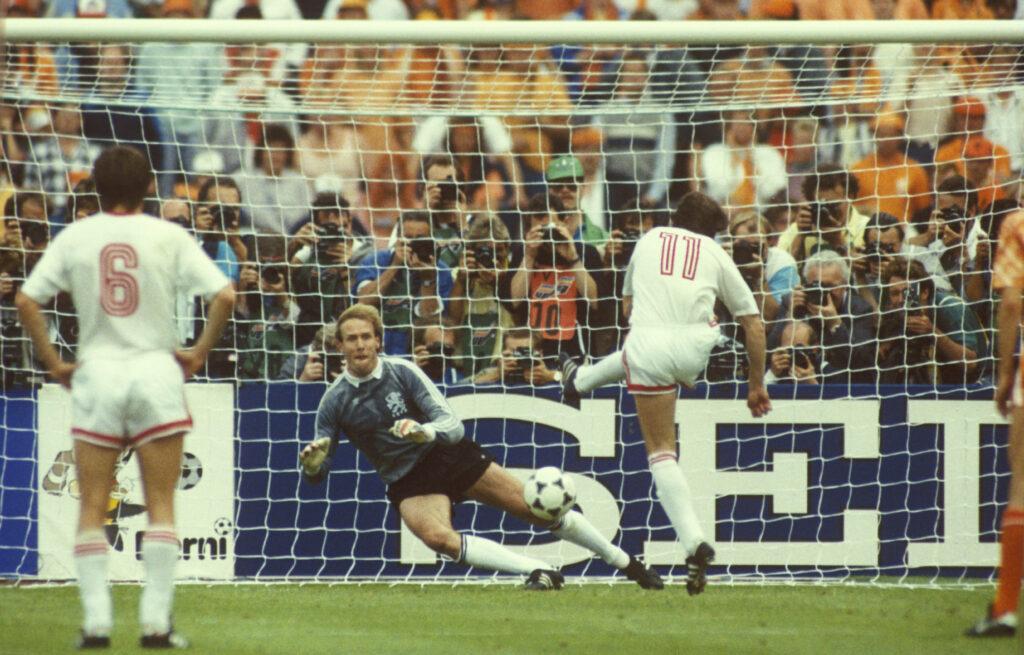Hans van Breukelen penalty