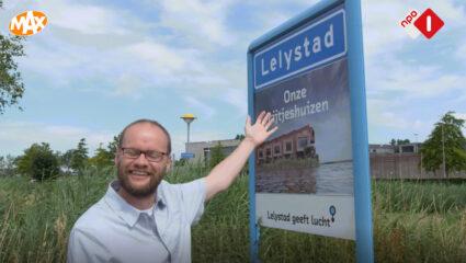 Koen in Lelystad