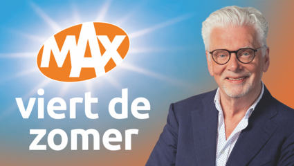 Als de zon schijnt, MAX viert de zomer