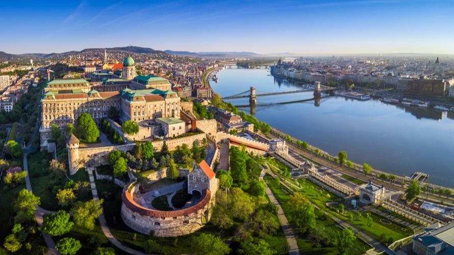 puzzel Boedapest
