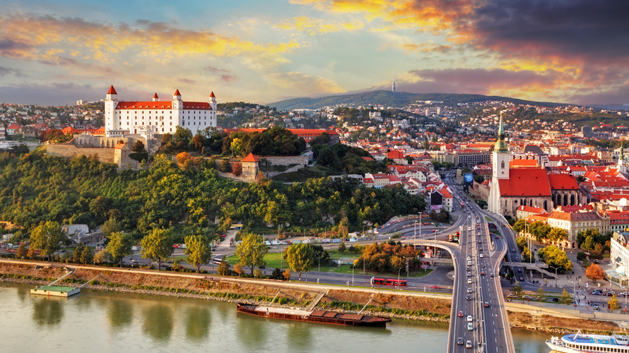 puzzel Bratislava