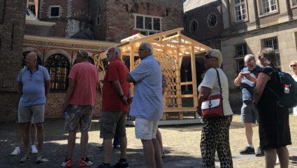 Stadswandeling in Leiden