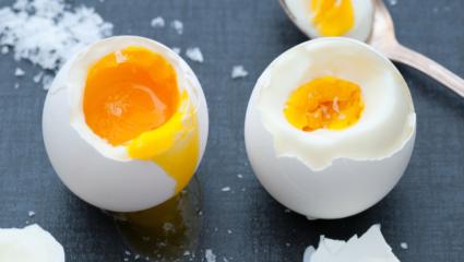 eieren airfryer