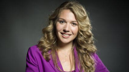 ARIA kandidaat Amy