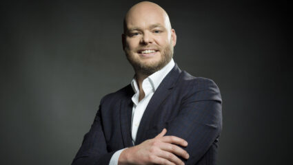 ARIA kandidaat Michiel