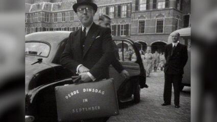 Het koffertje van Prinsjesdag