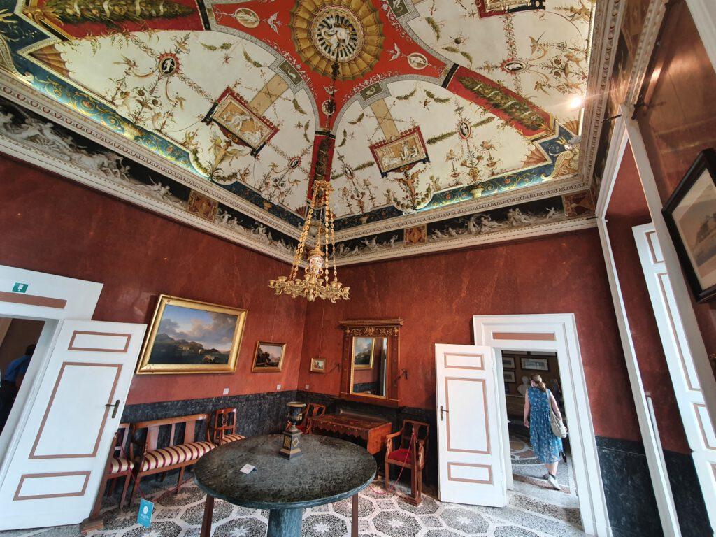 Villa Carlotta museum