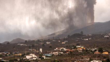 Vulkaan La Palma