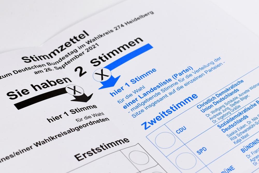 Duitse verkiezingen