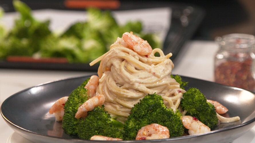 tahinispaghetti