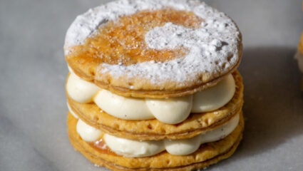 Millefeuille Le Silence