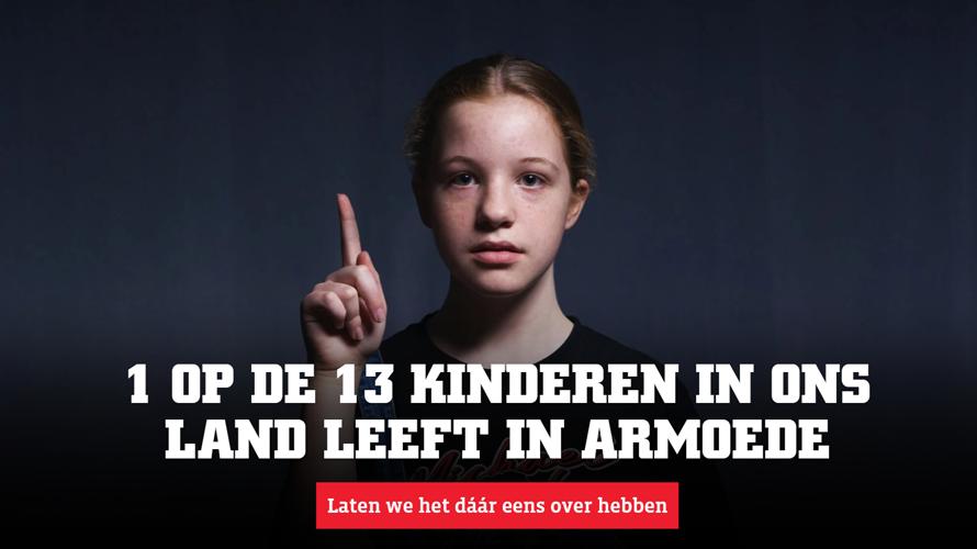 Kinderarmoede in Nederland