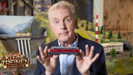 De Grote Kleine Treinencompetitie