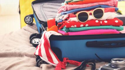vergeten dingen op vakantie