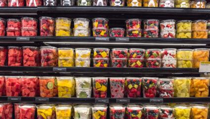 Voorverpakt fruit